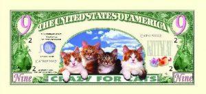 Cats 9 Lives Bill