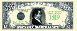 Alabama State Novelty Bill