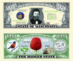 Wisconsin State Novelty Bill