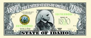 Idaho State Novelty Bill