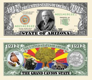 Arizona State Novelty Bill