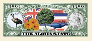 Hawaii State Novelty Bill