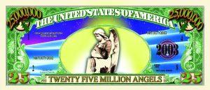 "Nativity ""Twenty-Five Million Angels"" Bills"