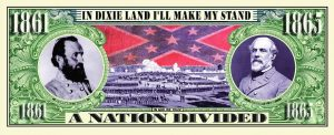 Confederate/Dixie Bill