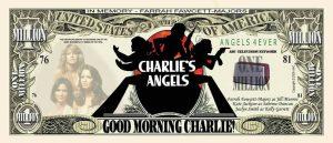 CHARLIE'S ANGELS MILLION DOLLAR BILL