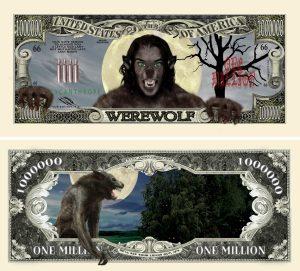 THE WEREWOLF BILL