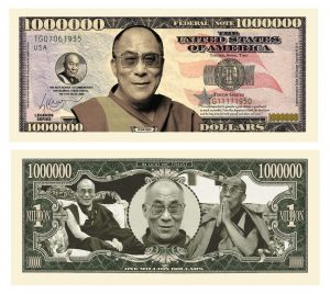 Dalai Lama Large