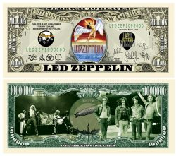 Led Zeppelin Bill