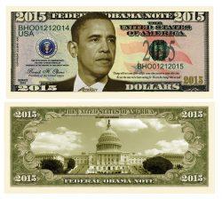 Obama 2015 Bill