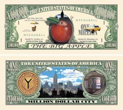 Big Apple NY Bill