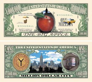 Big Apple NY Bill