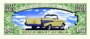 1957 Chevy Classic