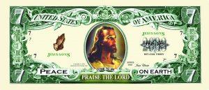 Jesus/Christian Bills