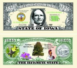 Iowa State Novelty Bill