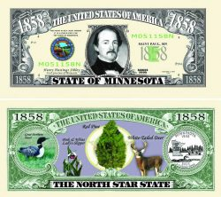 Minnesota State Novelty Bill