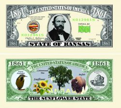 Kansas State Novelty Bill