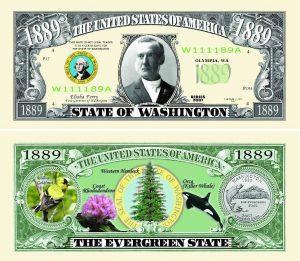 Washington State Novelty Bill