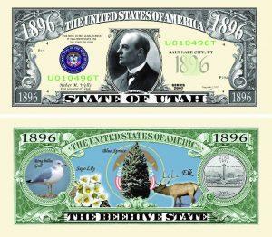 Utah State Novelty Bill