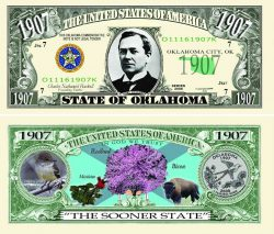 Oklahoma State Novelty Bill