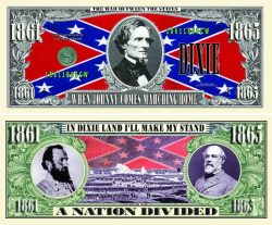 Confederate/Dixie Bill