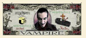 THE VAMPIRE BILL