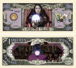 The Fortune Teller Bill
