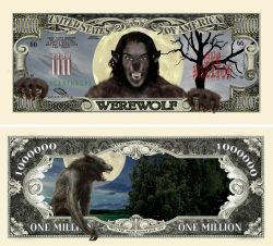 THE WEREWOLF BILL