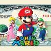 Super Mario Brothers Million Dollar Bill
