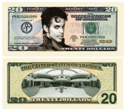 Prince 20.00 Bill