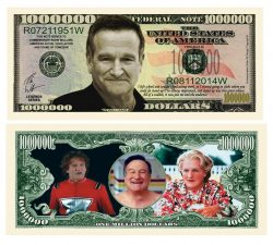 Robin Williams Bill